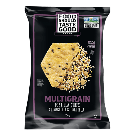 A bag of multigrain chips